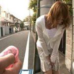(明日花キララ)買い物の帰り道に遠隔ローターでオマンコ刺激され、家に着いたら我慢できずにそのままセックスww【YouPorn】