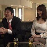 (寝取られ)新婚でむっちむち爆乳の自分の妻を作家先生に寝取らせて興奮する異常な夫ww【Tube8】