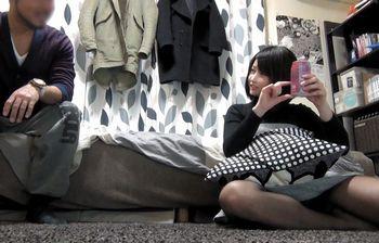 (ナンパ盗撮)【小泉まり】不倫の恋愛をしてる20才あっちゃん似のスレンダー美少女をお持ち帰りしてハメるまでを隠し撮りww【Pornhub】
