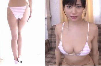 あの、美巨乳グラドル(高橋しょう子)が自分のお姉さんで眼の前で水着でおっぱい揺らしながら誘惑されたら…ヤッちゃうねww【Share Videos】