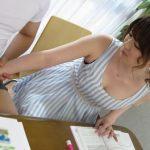 透き通るような白い肌の現役女子大生(西川ゆい)が家庭教師として男子生徒の指導→性欲あり過ぎのオスの性処理させられるw【Share Videos】