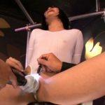 【琥珀うた】女暗殺者が敵に捕まり処刑台に拘束→媚薬ローション&電マで快楽拷問→アクメ絶叫!【Share Videos】