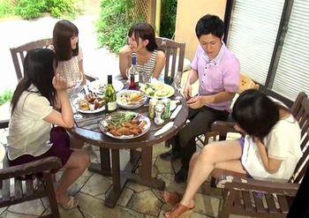(有村千佳)家で開催した食事会に来た妻の友人達が美人揃い!欲情した男はエッチしたくなる粉を料理にこっそりかけたら…若妻達が欲情w【Pornhub】