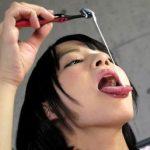 黒髪美少女の(あべみかこ)が男たちの精液を舌射直飲したり、歯ブラシにつけてザーメン歯磨きしたり、マニアも唸るフェチっぷりww【Pornhub】