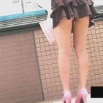 (パンチラ盗撮)日常のエロww街中でのパンチラを隠し撮りwwあれ?ノーパンのお姉さんもいる?ww【xHamster】