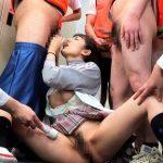 (天海つばさ)美少女バスケ部女子マネージャーは部員達の従順なオナペットww綺麗な顔に濃厚な男子のザーメンぶっかけられるww【Share Videos】